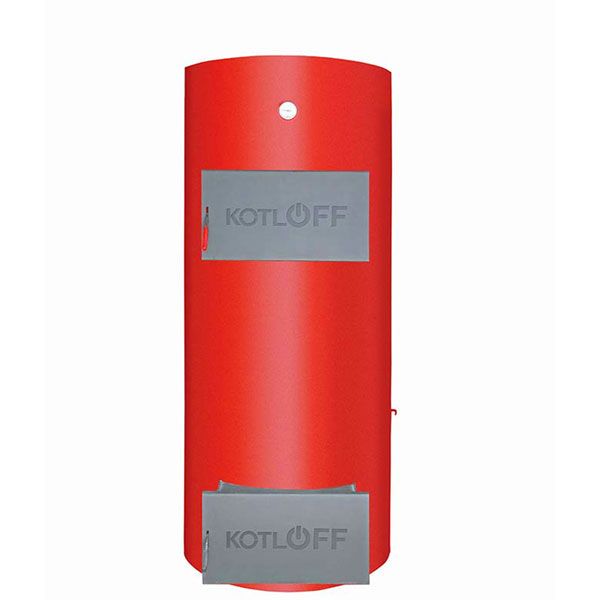 Solid-fuel boiler of sustained fire Kotloff WS