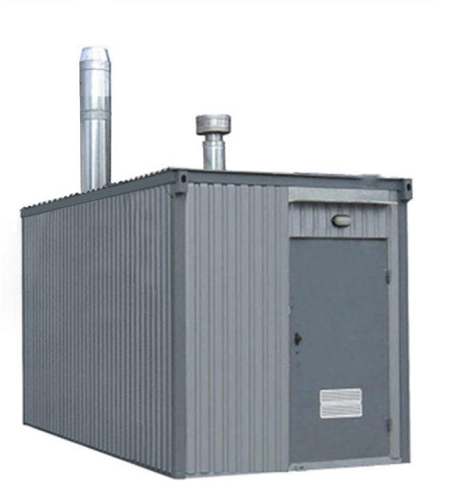 Transportable Modular Boiler Stations