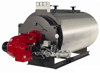 Fire-tube threeway boilers Kolvi T 5000-23000 kWt